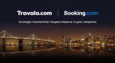 Travala akzeptiert Bitcoin in Booking.com Hotels
