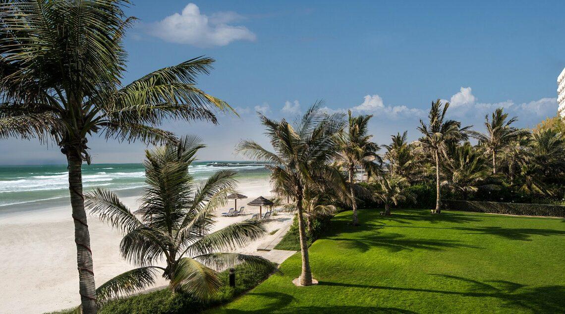 Winter adé am exotischen Palmenstrand - Ajman Hotel neuer Geheimtipp in den Vereinigten Arabischen Emiraten