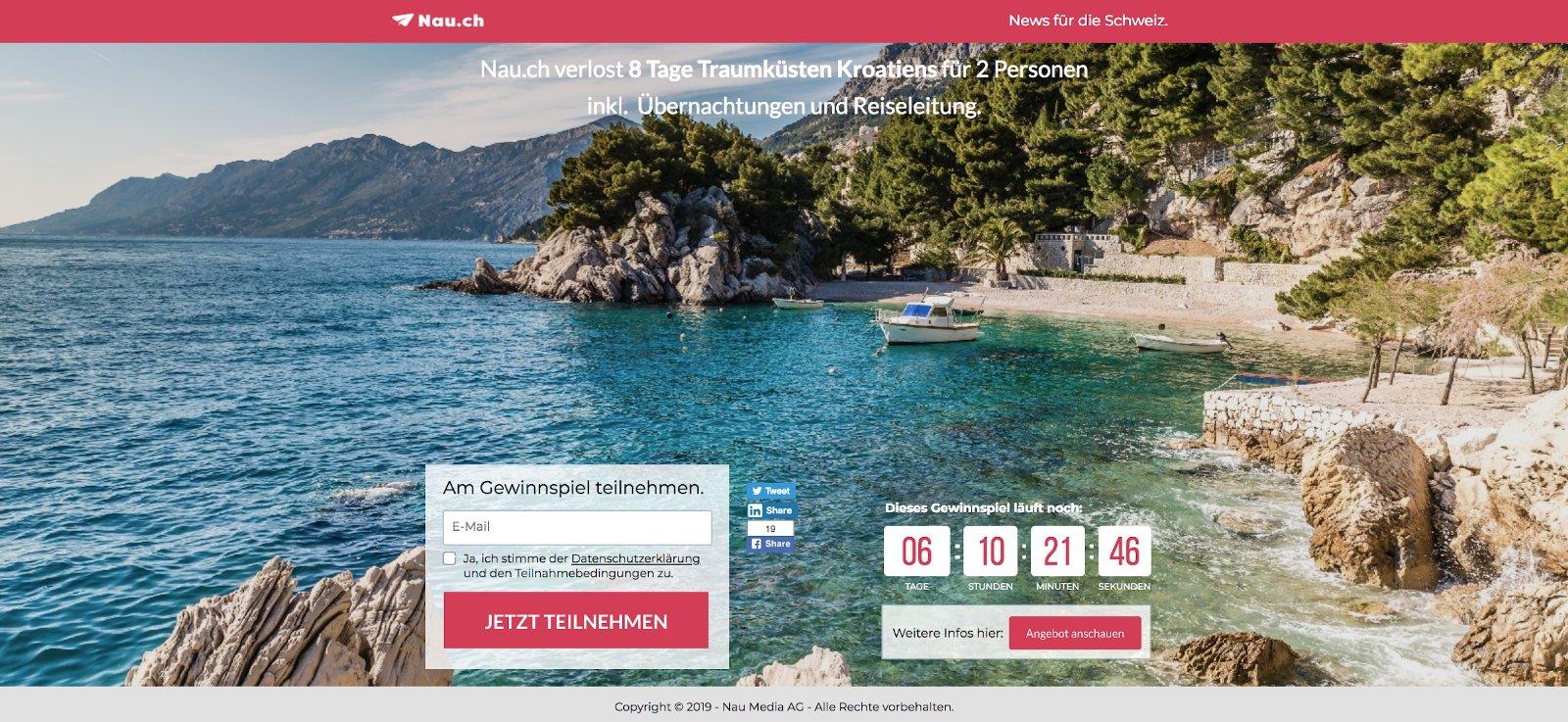 Schweizer News Portal Nau.ch: Auktion des Nachlasses von Pierre Brice bringt 170'000 CHF ein
