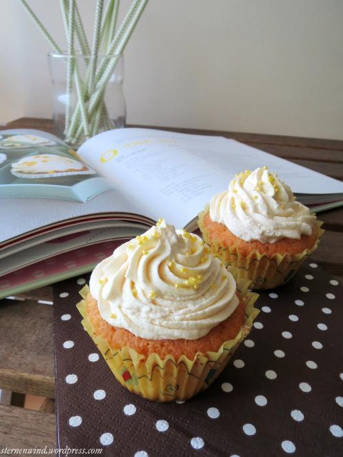 Zitronen Cupcakes
