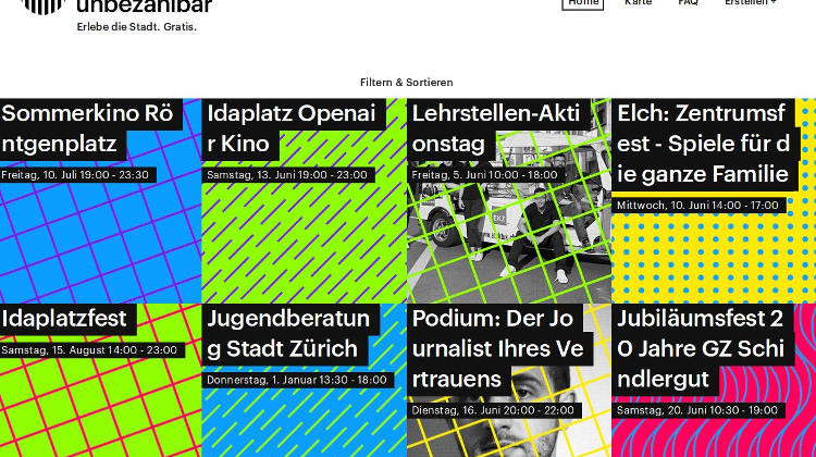 Zürich unbezahlbar